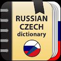 Russian-Czech and Czech-Russian offline dictionary icon