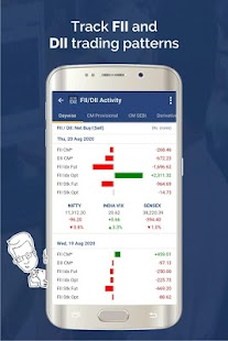Stock Edge - NSE BSE Indian Share Market Investing Screenshot