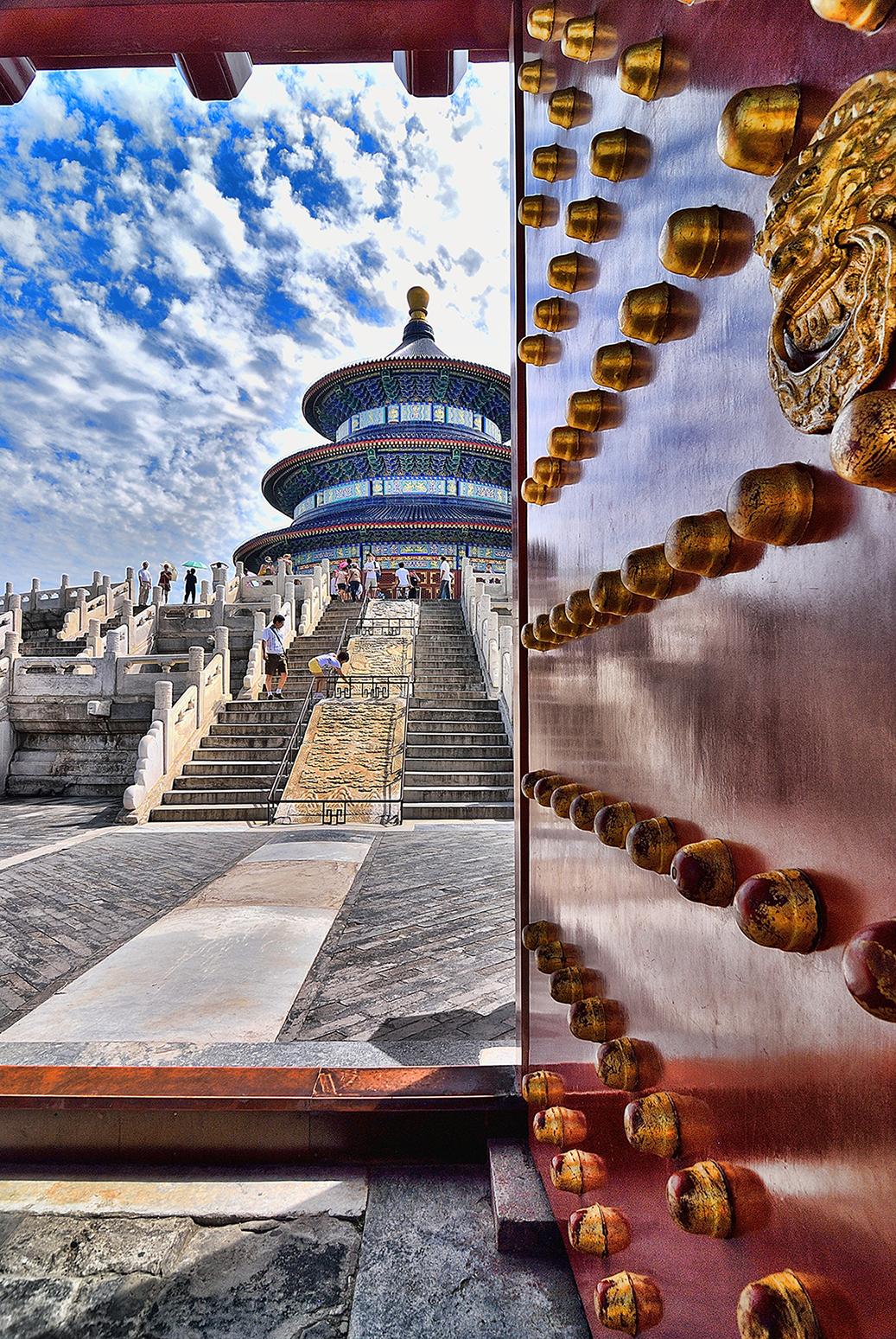 Verso il Tempio del Cielo di vitomaso