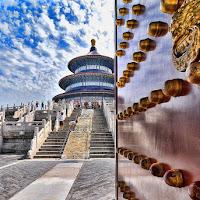 Verso il Tempio del Cielo di