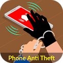 Don't Touch My Phone: Phone Anti-Theft Alarm icon
