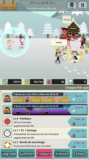 Télécharger Gratuit Infini Donjon 2 - Zombies APK MOD (Astuce) screenshots 6