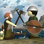 Viking World Icon