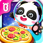 Baby Panda Robot Kitchen - Game For Kids Icon