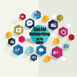 Social networking all in one android apps on google play cover art sciox Images