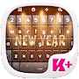 New Year Keyboard by Best Keyboard Plus Themes APK icon