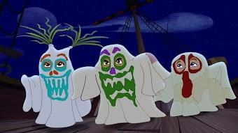 Stowaway Ghosts / Happy 1000th Birthday!