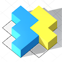 Bloqi - Block game. Solve puzzles train your brain icon