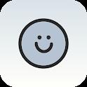 [AB] 소프트 블루 - 카카오톡 테마 icon