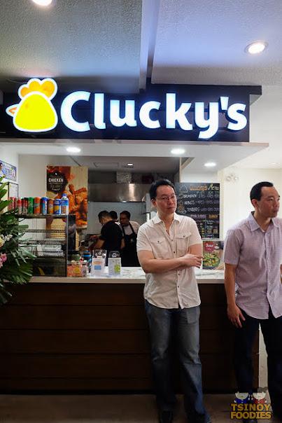 cluckys