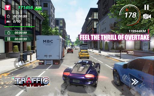 Traffic Fever-Racing game apktram screenshots 16