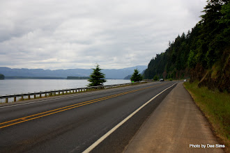 Photo: (Year 2) Day 344 - Our Route Today Along the Columbia River