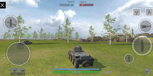 Panzer War apktram screenshots 3