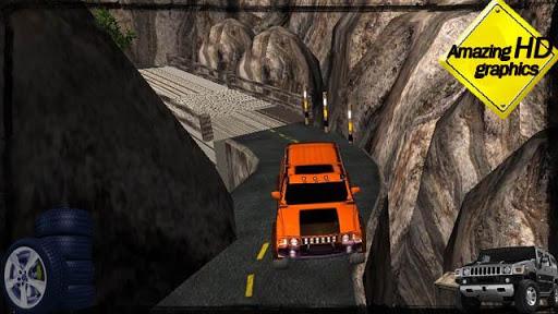 Hummer Hill Climb Drive