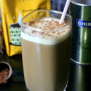 Tiramisu Iced Coffee Recipe