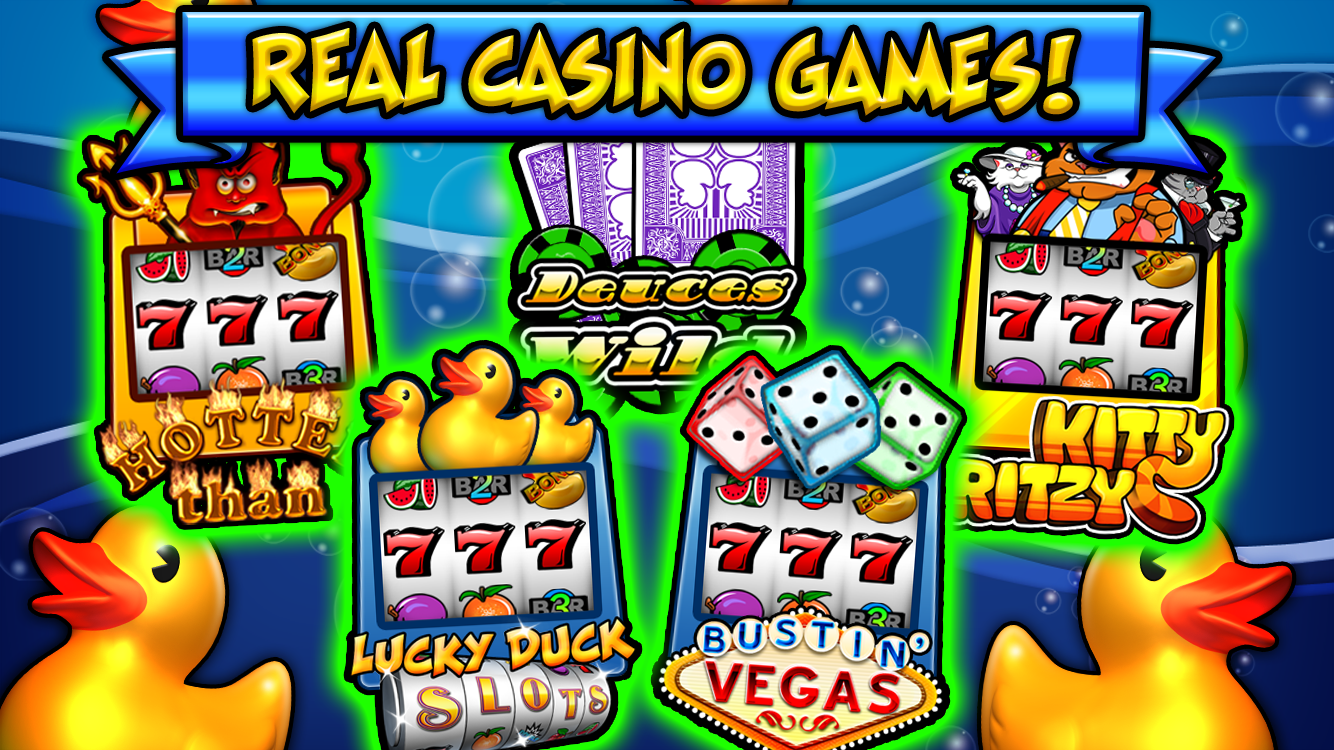 lucky duck slots with free spins