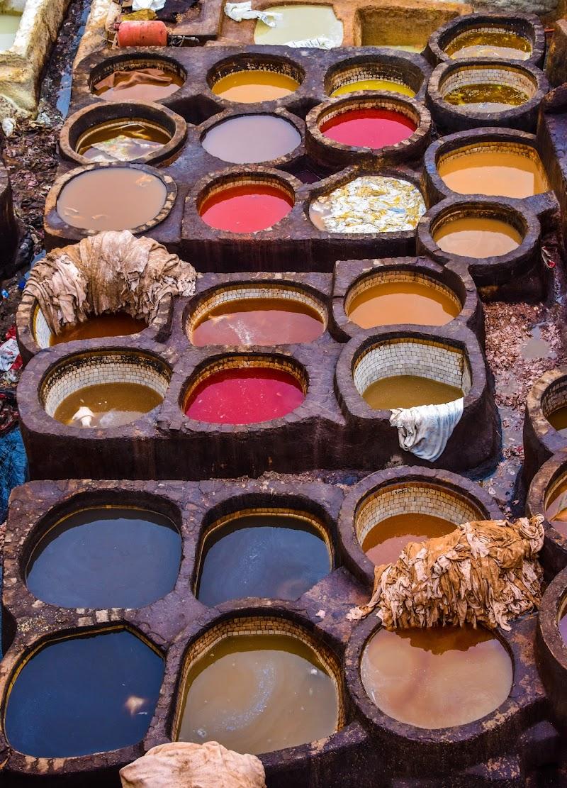Rotondità a tinte colorate di Kamone