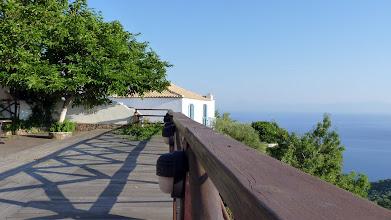 Photo: Balcony below Hayati