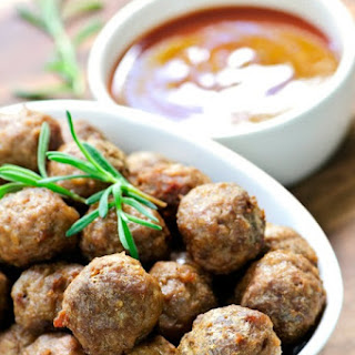Homemade Meatball