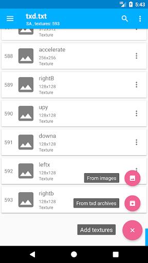 TXD Tool  screenshots 1