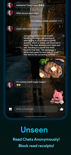 Bluer for Facebook and Messenger 1.6.8 screenshots 6