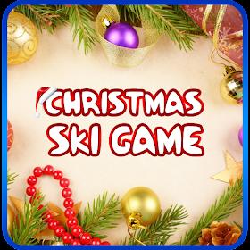 Ski Christmas Game