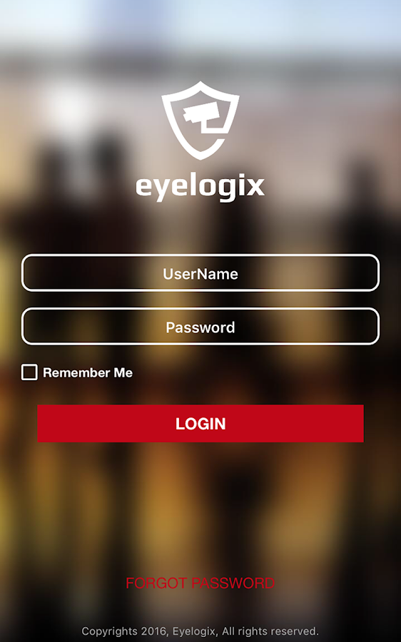 EyeLogix- screenshot