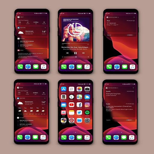 iOS 13 Concept Theme