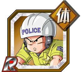 クリリン(警官)