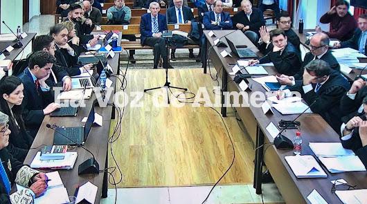 Comienza la segunda sesión del juicio de Poniente con la mitad de los acusados