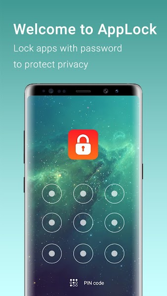 Applock Pro Screenshot Image