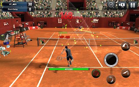 Download Ultimate Tennis Mod Apk Latest Version(Unlimited Money) 3