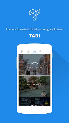 TABI - Trip As Become Imagine