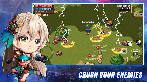 Knight Age - A Magical Kingdom in Chaos 2.2.4 Screenshots 14