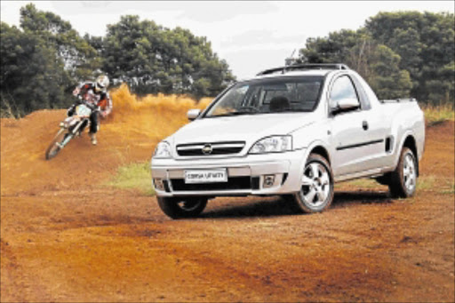 Many defects on new bakkie