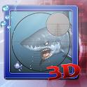 Tiburón 3D Shooter icon