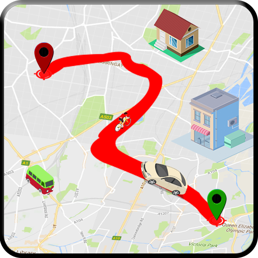 Live GPS Navigation, Route Finder & Driving Maps file APK for Gaming PC/PS3/PS4 Smart TV