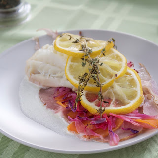 Fish Packet (Cod en Papillote)
