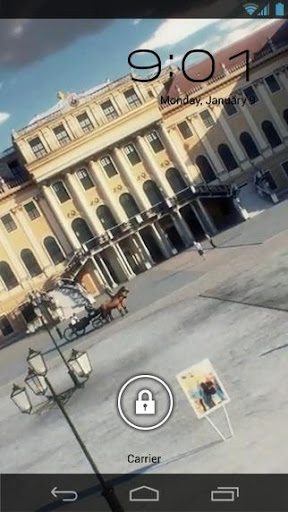 Vienna City Flight Live Wallp