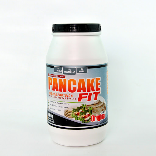 mezcla para panquecas pancake fit original 600g