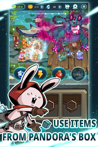 Rabbit in the moon apktram screenshots 3