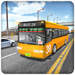 Highway Bus Racing Sim 2017 Icon