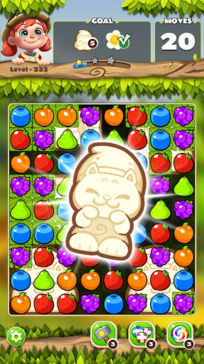 Fruits POP : Fruits Match 3 Puzzle android2mod screenshots 5