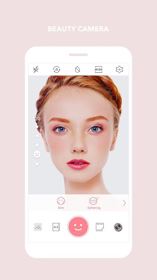 Cymera Camera - Collage, Selfie Camera, Pic Editor screenshot for Android