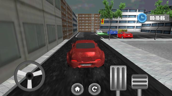 Car Parking Drive 3D - screenshot