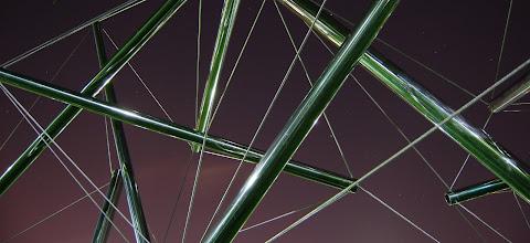 Photo: Steel Web