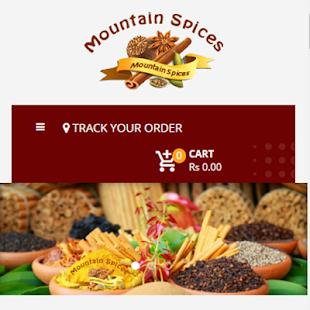 Mountain Spices - náhled