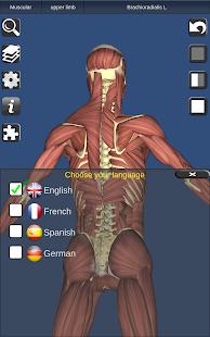 App 3D Bones and Organs (Anatomy) APK for Windows Phone