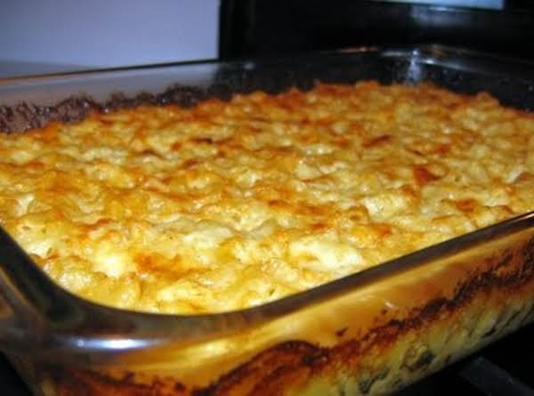 how to cook baked macaroni