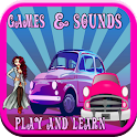 Car Games For Girls Free: Cool icon
